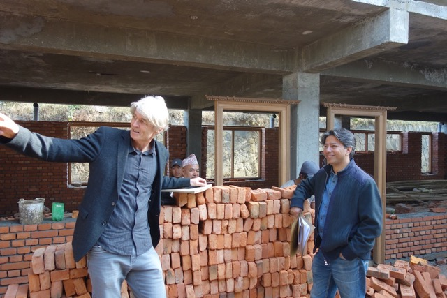 Bild von Projekt in Nepal der Nepal Initiative Schongau